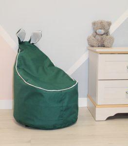 детское кресло-мешок зайчик